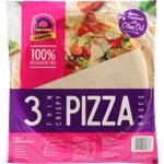 Turkish Bread Thin & Crispy Pizza Bases 3pk