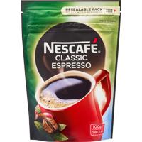 Nescafe Classic Espresso Coffee 100g