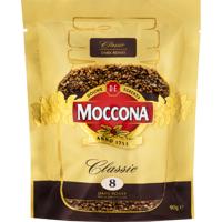 Moccona Classic Freeze Dried Dark Roast Coffee 8 90g