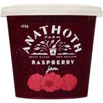Anathoth Farm Raspberry Jam 455g
