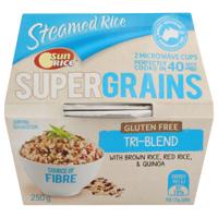 SunRice Quick Cup Super Grains Tri Blend 250g