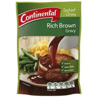 Continental Rich Brown Gravy Mix 30g