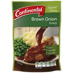 Continental Brown Onion Gravy Mix 25g