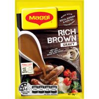 Maggi Rich Brown Gravy Mix 28g