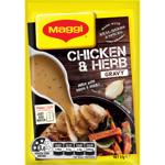Maggi Chicken & Herb Gravy Mix 27g