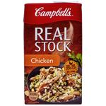 Campbell's Real Stock Liquid Chicken carton 1l
