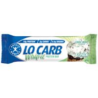 Aussie Bodies Lo Carb Whip'd Choc Mint Protein Bar 60g
