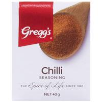 Gregg's Ground Chilli Seasoning 40g