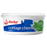Anchor Cottage Cheese With Chives 250g