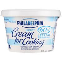 Kraft Cream Cheese Light 250ml