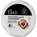 Pams Finest Southern Alps Camembert Cheese 125g