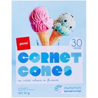 Pams Cornet Cones 30PK