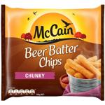 McCain Beer Batter Chunky Chips 750g