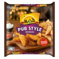 McCain Pub Style Wedges 750g