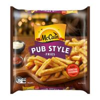 McCain Pub Style Crunchy Fries 750g