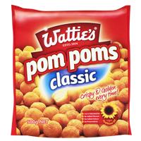 Wattie's Pom Poms 500g