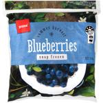 Pams Frozen Blueberries 1kg