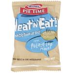 Irvines Pie Time Heat'n'Eat Microwave Potato Top Mince Pie 170g