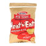 Irvines Pie Time Heat 'n' Eat Microwave Pie Mince 170g