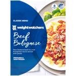 Weight Watchers Classic Menu Beef Bolognese 320g