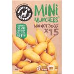 Howler Hotdogs Mini Munchers Mini Hot Dogs 480g