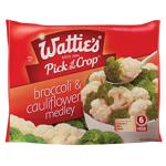 Wattie's Pick Of The Crop Broccoli & Cauliflower Medley 650g