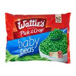 Wattie's Pick Of The Crop Baby Peas 500g