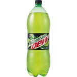 Mountain Dew Soft Drink 2l