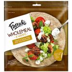 Farrah's Wholemeal Wraps 6ea