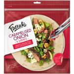 Farrah's Caramelised Onion Wraps 6ea