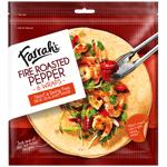 Farrah's Fire Roasted Pepper Wraps 6ea