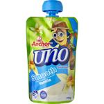 Anchor Uno Squeezie Smooth Vanilla Yoghurt 100g