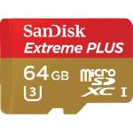 SanDisk 64gb Micro SD Extreme Plus (C10) 80mbs