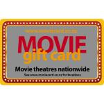 Movie Gift Card $100