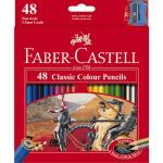 Faber-Castell Coloured Pencils Classic Full 48Pack