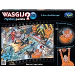 Wasgij Mystery 13 1000pc Puzzle (A Perrrrfect Escape)