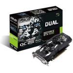 Asus GeForce GTX 1050 Ti Dual V2 4GB GDDR5