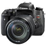 Canon EOS Rebel T6s + 18-135