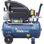 Tooline Direct Drive Compressor 24L AC2025