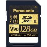 Panasonic UHX-II V90 SDXC Class 10 128GB