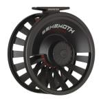 Redington Behemoth Fly Reel 5/6 Black