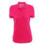 Musto Womens Evolution Sunblock Short Sleeve Polo Magenta Size 16