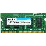Asustor AS5-RAM1G, 1GB DDR3L-1600 204Pin SO-DIMM RAM Module, for use with Asustor NAS only