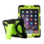 Generic iPad (2017 Model) Shock proof Tough Case Protector - Green