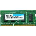 Asustor AS5-RAM2G, 2GB DDR3L-1600 204Pin SO-DIMM RAM Module, for use with Asustor NAS only
