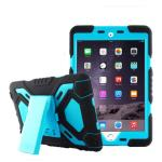 Generic iPad (2017 Model) Shock proof Tough Case Protector - Blue