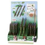 Uni Mixed Eco 36 Pen Display Eco Leaf/3D