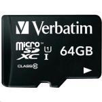 Verbatim MicroSDXC Class 10 64GB