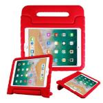 Generic Education Soft handle iPad (2017 Version) Case Protector For School Kids (Red)