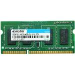 Asustor AS5-RAM4G, 4GB DDR3L-1600 204Pin SO-DIMM RAM Module, for use with Asustor NAS only